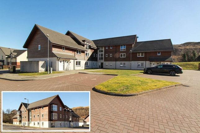 Thumbnail Flat for sale in Cowan Place, Oban, Argyllshire