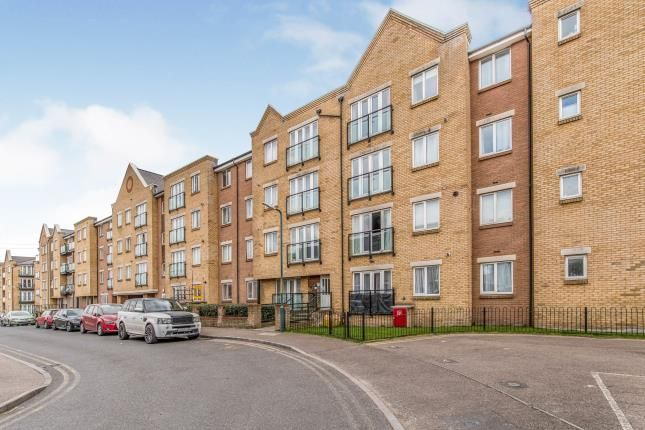 1 bed flat for sale in Griffin Court, Black Eagle Drive, Kent, England DA11