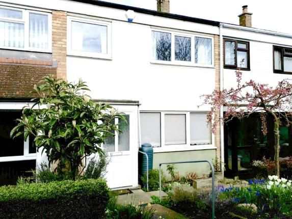 Thumbnail Terraced house for sale in Austin Close, Chatham, Kent, .