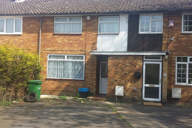 Thumbnail Terraced house to rent in Garrard Road, Slough