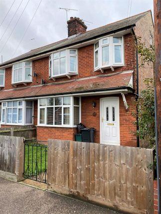 Thumbnail Flat to rent in Branston Road, Clacton-On-Sea