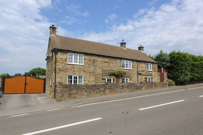 Thumbnail Cottage for sale in Matlock Road, Kelstedge, Ashover, Chesterfield
