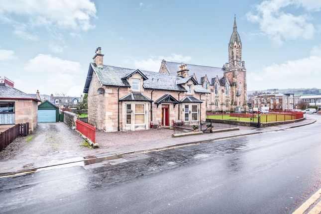 Thumbnail Detached house for sale in Station Road, Dingwall, Ross-Shire