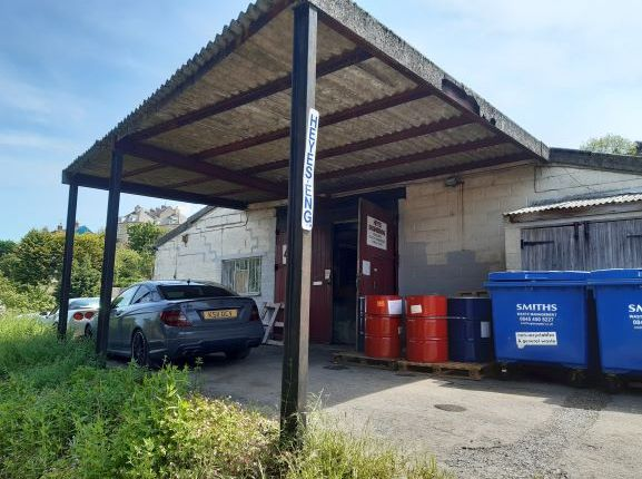 Industrial for sale in Lightpill Trading Estate, Bath Road, Stroud, Glos