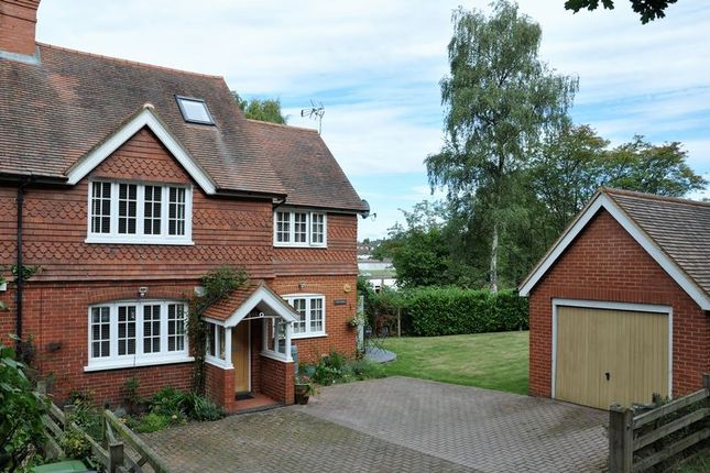Thumbnail Semi-detached house for sale in New Cottages, Hampstead Lane, Dorking