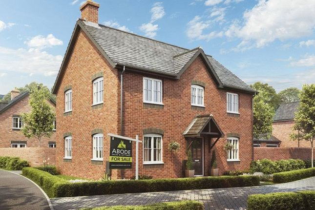 Thumbnail Detached house for sale in Plot 98, The Birch, Barley Fields, Uttoxeter