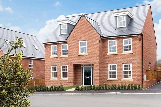"""Thumbnail Detached house for sale in """"Lichfield"""" at Park View, Moulton, Northampton"""