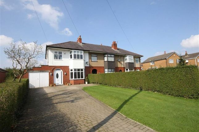 Thumbnail Semi-detached house to rent in Croston Road, Leyland