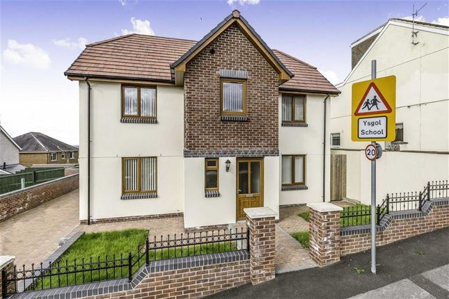 Detached house for sale in School Road, Pwll, Pwll