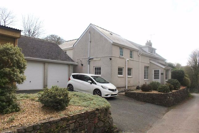 Thumbnail Cottage for sale in Liddeston, Milford Haven