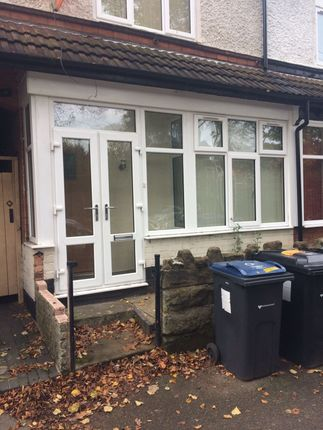 Thumbnail Terraced house to rent in Bournbrook Road, Birmingham