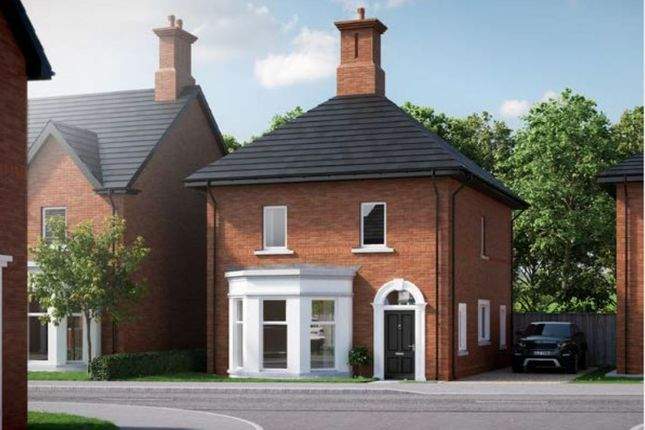 Thumbnail Detached house for sale in - The Montgomery (c) Westmount Park, Belfast Road, Newtownards