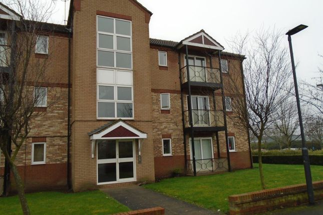 Thumbnail Flat to rent in Roundhill Court, Doncaster