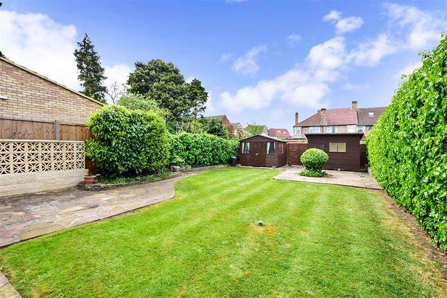 Rear Garden of King Edward Avenue, Dartford, Kent DA1