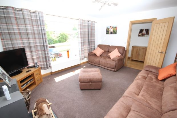 Detached bungalow for sale in Cliff Road, North Petherton, Bridgwater