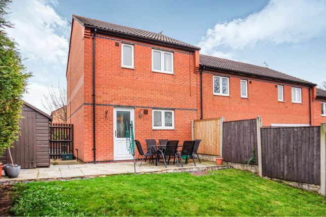 Rear View of Allwood Drive, Nottingham NG4