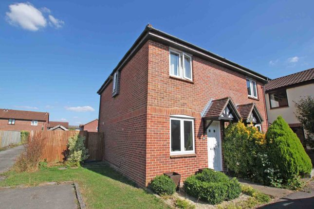 Thumbnail Semi-detached house to rent in Nene Grove, Didcot