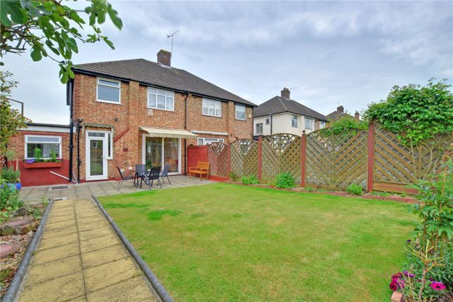 Thumbnail Semi-detached house for sale in Chapel Farm Road, London