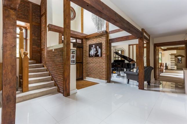 Entrance Hall of The Warren, Kingswood, Tadworth KT20