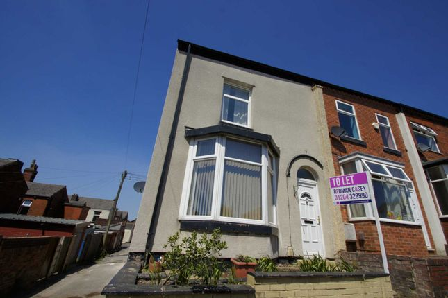 Terraced house to rent in Arkwright Street, Horwich, Bolton