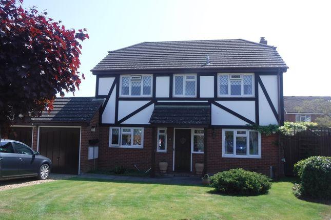 Thumbnail Detached house to rent in Willow Close, Melksham, Melksham, Wiltshire