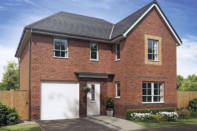 "Thumbnail Detached house for sale in ""Halton"" at Hawk Grove, Brough"