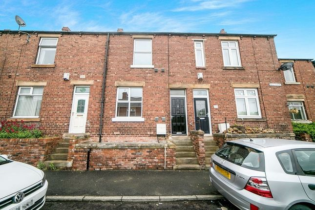 Thumbnail Terraced house to rent in Fell View, Crawcrook, Ryton