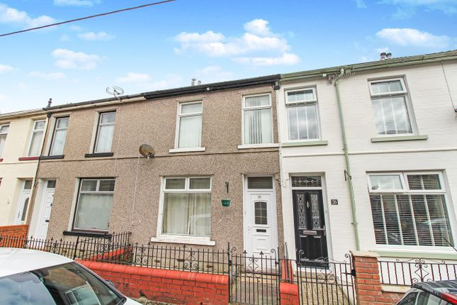 Thumbnail Terraced house for sale in Alfred Street, Ebbw Vale