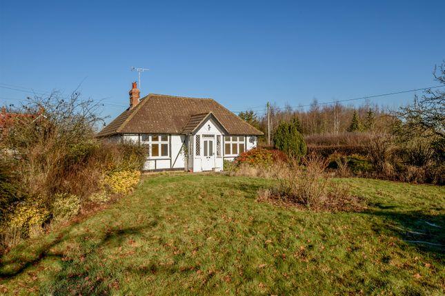 Thumbnail Detached bungalow for sale in Park Road, Marden