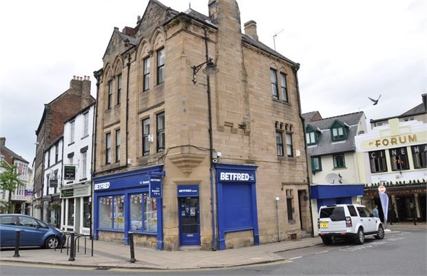 Thumbnail Commercial property for sale in Market Place, Hexham