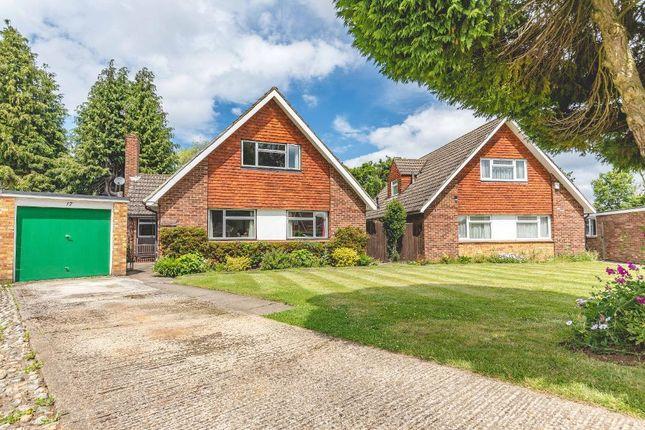 Thumbnail Detached house for sale in Halkingcroft, Langley