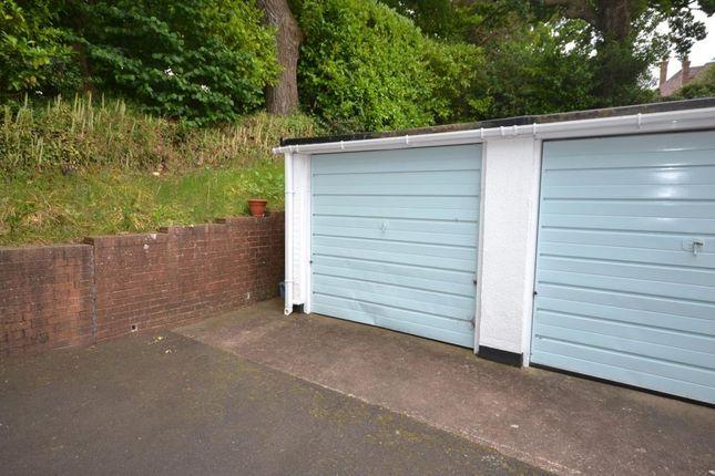 Single Garage of Brook Meadow Court, Exmouth Road, Budleigh Salterton, Devon EX9