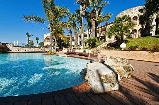 Thumbnail Property for sale in Impressive Mansion, Jesus, Ibiza