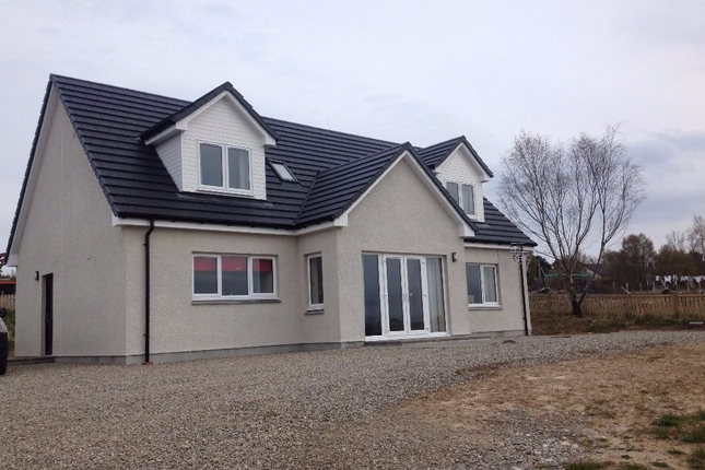 Thumbnail Detached house for sale in Brae Of Badrain, Culbokie, Dingwall