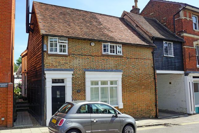 Thumbnail Detached house for sale in The Chapmans, Tilehouse Street, Hitchin