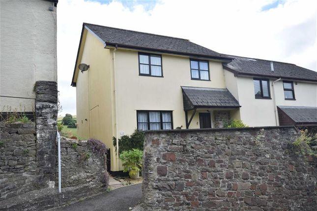 Thumbnail End terrace house for sale in Mill Street, Torrington