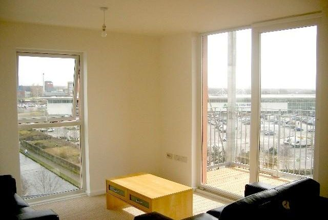 Thumbnail Flat to rent in Stillwater Drive, Sportcity, Manchester
