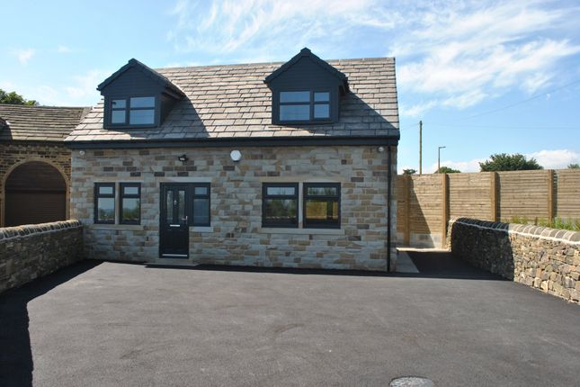 Thumbnail Detached house for sale in Albert Road, Queensbury, Bradford