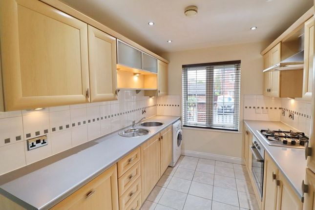 Kitchen of Oliver Fold Close, Worsley, Manchester M28