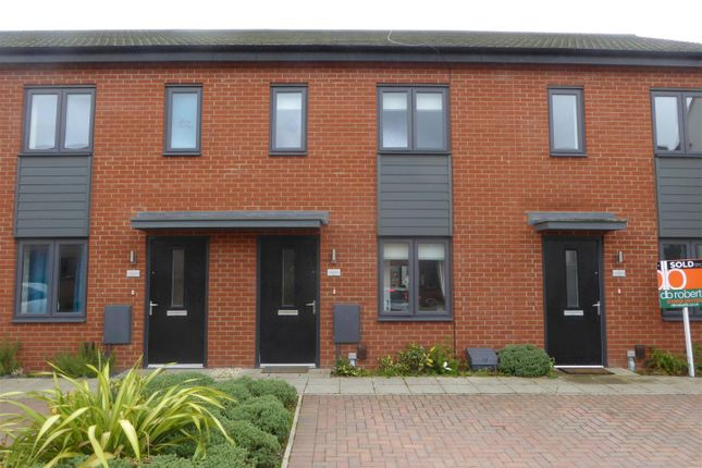 Thumbnail Terraced house for sale in Cheshires Way, Telford