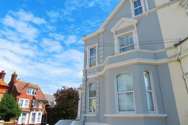 Thumbnail Flat to rent in Sedlescombe Road South, St. Leonards-On-Sea
