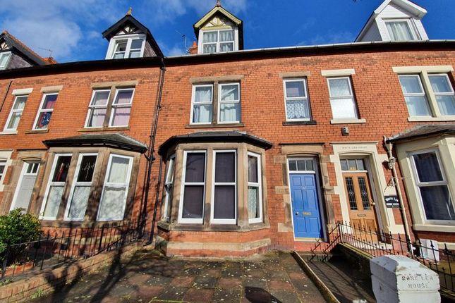 Thumbnail Terraced house for sale in Warwick Road, Carlisle
