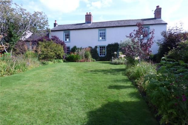 Thumbnail Link-detached house for sale in The Hill, Burgh-By-Sands, Carlisle, Cumbria