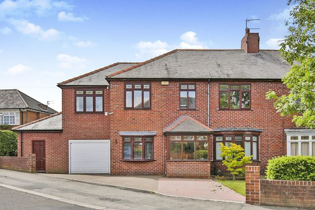 Thumbnail Semi-detached house to rent in St. Monica Grove, Durham