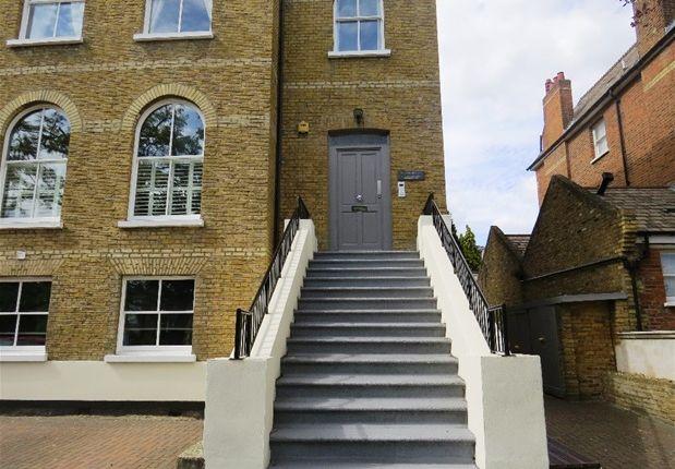 Thumbnail Flat to rent in Lancaster Avenue, London