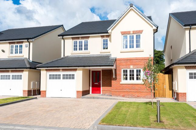 Thumbnail Detached house for sale in Plots 1, 4, 5, 6, Meadow View, Aughton