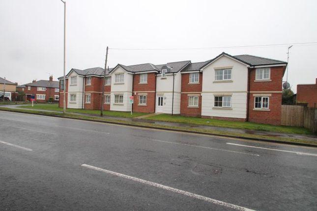 Thumbnail Flat to rent in Sanderson Place, Halesowen, West Midlands