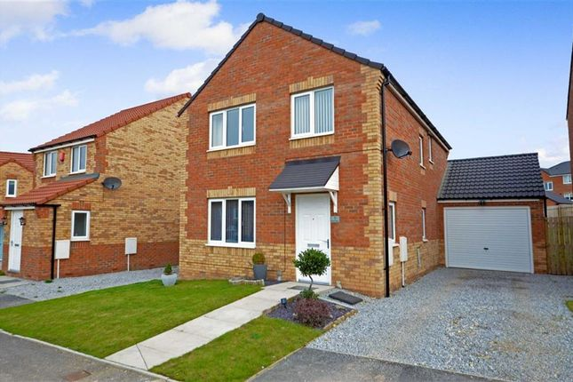 Thumbnail Detached house for sale in Plowes Way, Knottingley