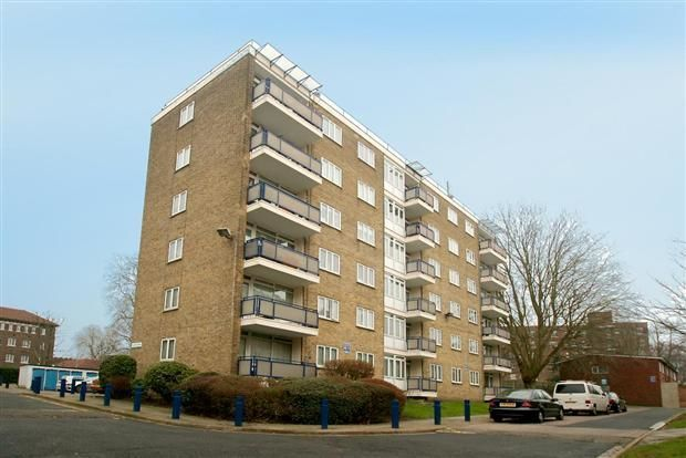 Thumbnail Flat to rent in Allport House, Camberwell