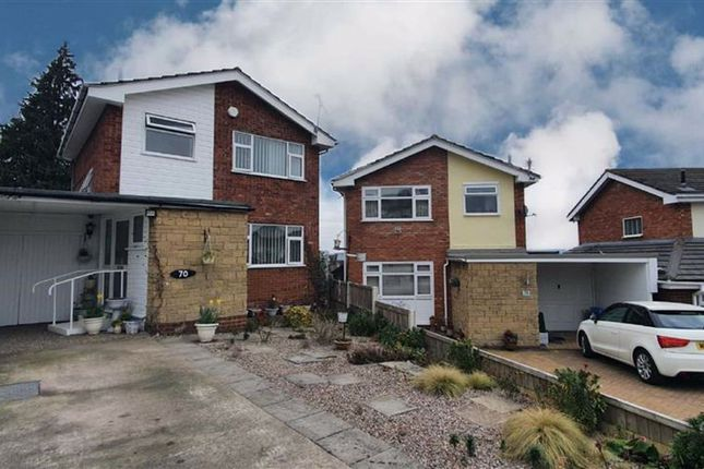 Thumbnail Detached house for sale in Woodland Drive, Greenfield, Flintshire